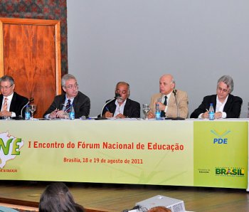 1° Encontro do FNE (18 e 19/08/2011)