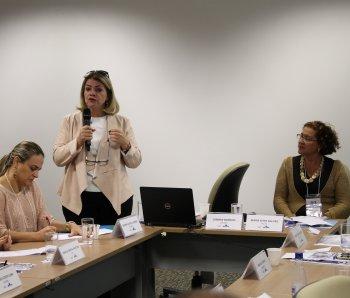 1ª Reunião Ordinária do Fórum Nacional de Educação, realizada em Brasília (24/08/2017)
